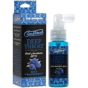 GoodHead Deep Throat Spray