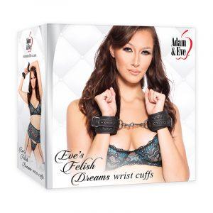 Adam & Eve Eve's Fetish Dreams Wrist Cuffs