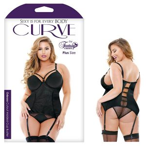 Curve Odessa Cutout Molded Cup Bustier