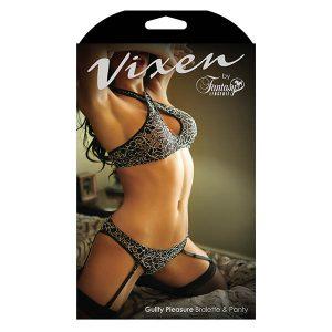 Vixen Guilty Pleasure Bralette & Panty