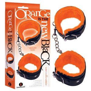 Orange Is The New Black - Love Cuffs - Ankle