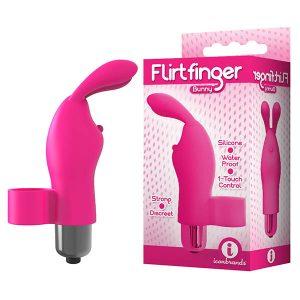 The 9's Flirt Finger Bunny