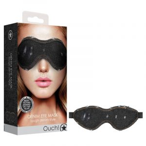 Ouch! Denim Eye Mask