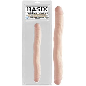 Basix Rubber Works 12'' Double Dong