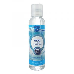 CleanStream Relax Anal Lubricant