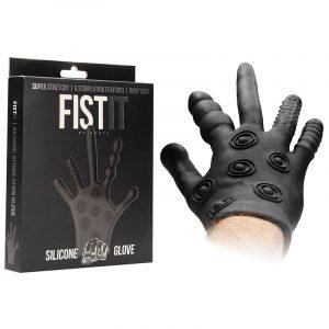 Fist-It Silicone Stimulation Glove