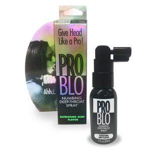 Pro Blow Deep-Throat Spray