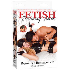 Fetish Fantasy Series Beginner's Bondage Set
