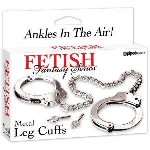 Fetish Fantasy Series Metal Leg Cuffs
