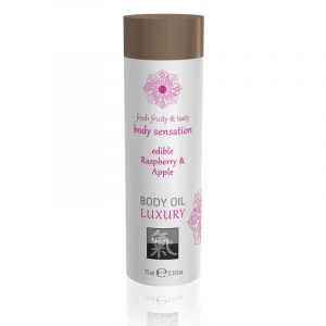 SHIATSU Edible Body Oil - Luxury