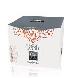 Shiatsu Massage Candle
