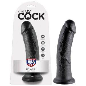 King Cock 8'' Cock
