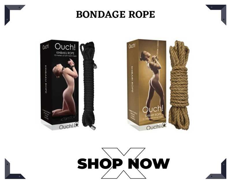 BONDAGE-ROPE